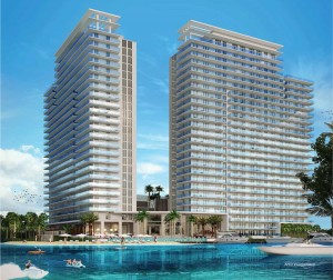 the harbour miami condos towers