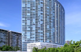 Blue Condominium, Miami, Florida, 2163