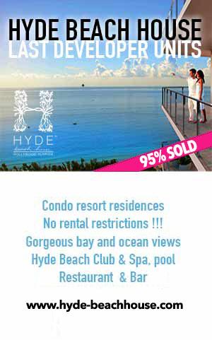 Hyde beach house condos hollywood sales