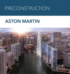 Aston Martin Residences Brickell sales