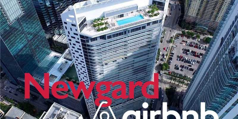 Newgard Partnering With Airbnb For Branded Apartments In