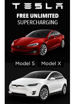 Get FREE supercharging Tesla-Promotion