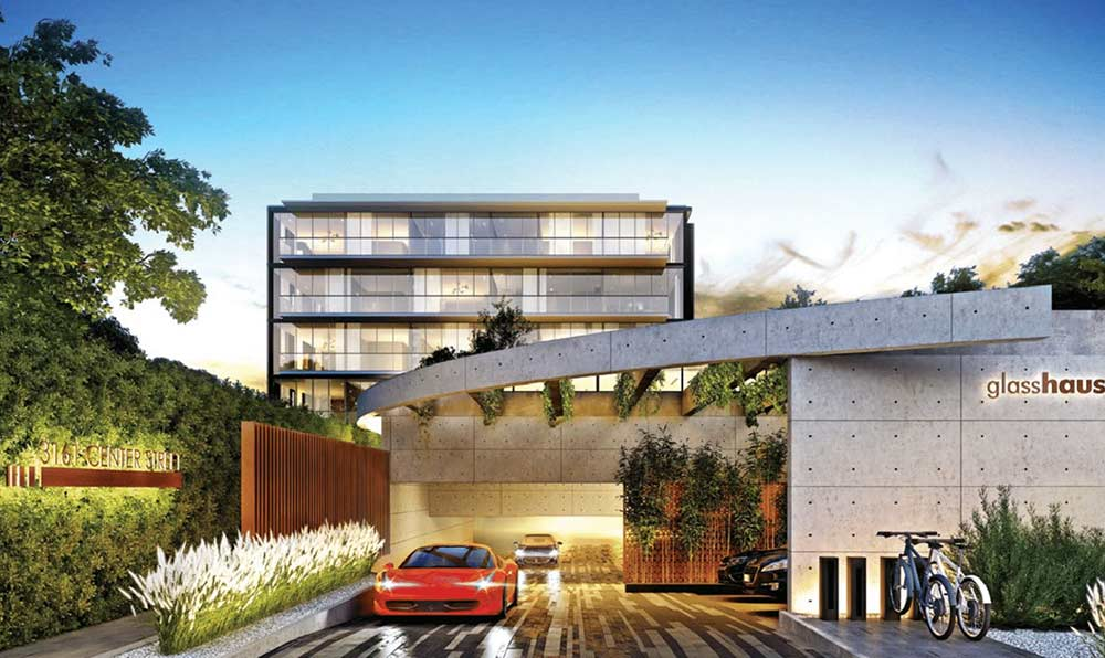 Glasshouse Coconutgrove Condos Preconstruction Entrance The Miami